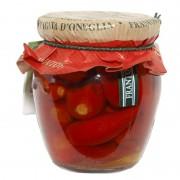Peperoncini interi in olio extravergine 190gr