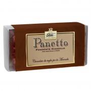 Panetto fondente gianduja-nocciole gr500