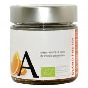Preparato di arance amare no zucchero gr240 Bio