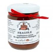 Confettura extra di fragole gr220 Bio