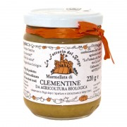 Marmellata di clementine gr220 Bio