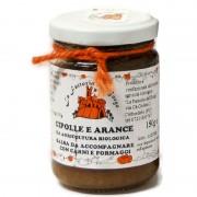 Salsa per formaggi cipolle e arance gr150 Bio