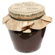 Pate' di olive taggiasche 180gr