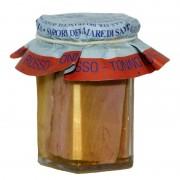 Filetti di tonno rosso lavorati dal fresco gr200