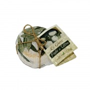 Mini formaggio stagionato in giara in foglie ulivo 400gr