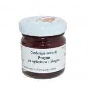 Mini confettura Extra gr40 di prugne Bio
