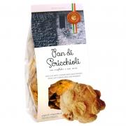 Pan di scricchioli biscotti cornflakes uvetta e pinoli 150gr