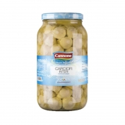 Carciofi interi 40/50 in olio girasole ml3100