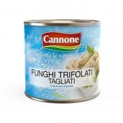 Funghi tagliati trifolati in olio kg1,5