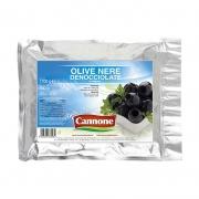 """Olive nere denocciolate """"linea pizza"""" in olio ml1700"""