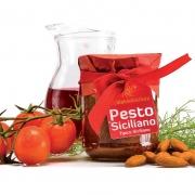 Pesto siciliano 180gr