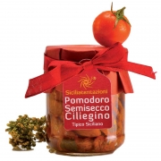 Pomodoro semisecco ciliegino 200gr