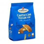 """Cantuccini Toscani IGP """"Scapigliati"""" 250gr"""