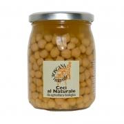 Ceci al naturale Toscana in tavola BIO 500gr
