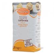 Farina 00 calibrata pasta fresca o gnocchi kg25