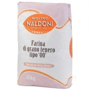 Farina 00 speciale pasta fresca lunga o ripiena kg25