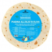 Piadina all'olio d'oliva