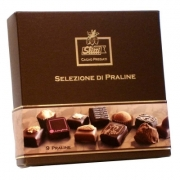 Scatola praline assortite gr90