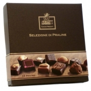 Scatola praline assortite gr160