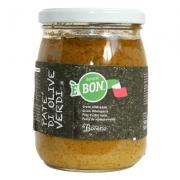 Pate' di olive verdi ml580/gr510