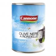 Olive nere rondelle salamoia ml4250