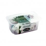 Burrata in foglia deliziosa monoporzione 300gr