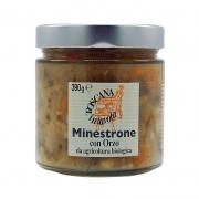 Minestrone con orzo 390gr