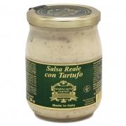Salsa reale al tartufo bianchetto 500gr