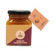 Marmellate di mandarini di Sicilia gr360