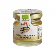 Mini miele di montagna di acacia gr35 biologico