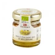 Mini miele di millefiori di acacia gr35 biologico