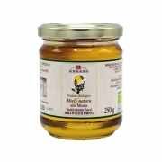 Miele di montagna acacia con menta gr250 biologico