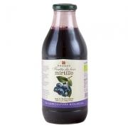 Frutta da bere mirtillo senza zucchero ml.750 bio