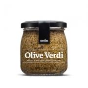 Pestato basilico e olive verdi gr 170