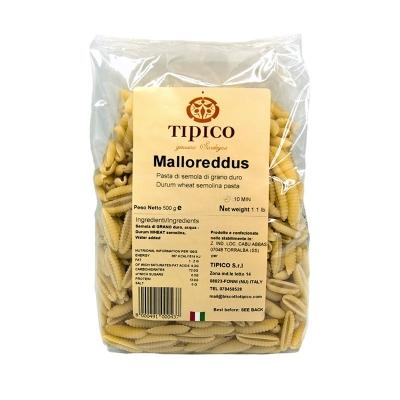 Malloreddus gnocchetti sardi gr.500