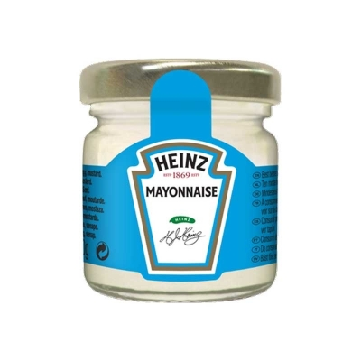 Heinz mayo mini jar ml33