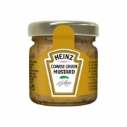 Heinz senape mini jar ml33