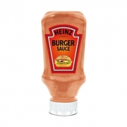 Heinz salsa burgher table gr230