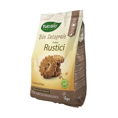 Frollini vegan integrali rustici gr300
