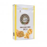 Farina per pane di grano tenero TIPO 0 Kg. 25