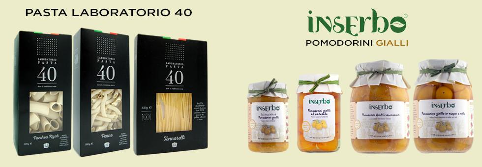 Pasta 40 Inserbo