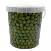 Olive verdi dolci colossal Sicilia 14/16 in salamoia Kg5
