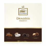 Scatola dragees assortite gr160
