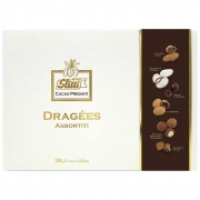 Scatola dragees assortite gr300
