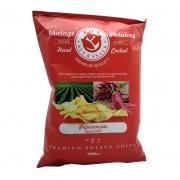 Patatine vintage al peperoncino gr.120