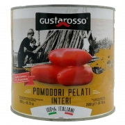 Pomodori pelati italia salsati catering gr3000