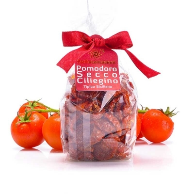 Pomodoro ciliegino essiccato gr100