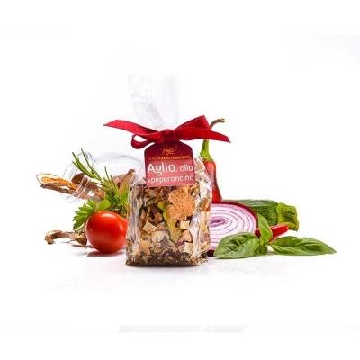 Aromi aglio, olio e peperoncino gr70