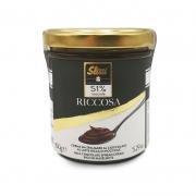 Riccosa crema al cioccolato al latte e nocciole gr150