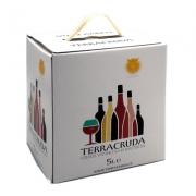 Vino bianco da tavola box Terracruda litri 5